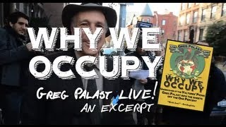 Why We Occupy DVD - Greg Palast Live in NYC - an Excerpt