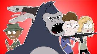 ♪ KONG: SKULL ISLAND THE MUSICAL - Animated Parody Song