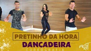 Dançadeira - Pretinho da Hora | COREOGRAFIA - Festival de Ritmos
