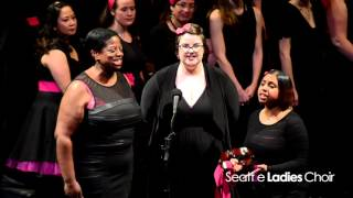 Seattle Ladies Choir: Small Group- Did You Hear the Rain (George Ezra)
