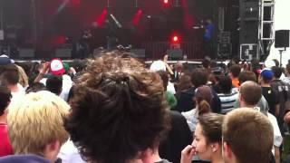 Sniper - J'te parle LIVE @Urbano Festival