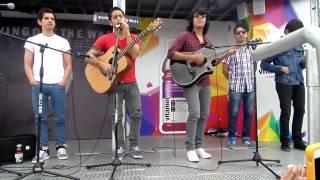 Odisseo - Las Penas Por Amor  - Show Case Ruta VL14
