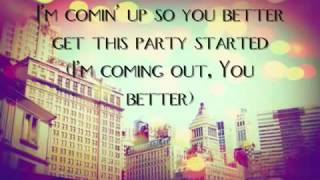 Get The Party started  P!nk with lyrics