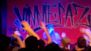 Vinnie Paz - Design in Malice Live @ Kanzley club Zurich 07/03/2014 HD