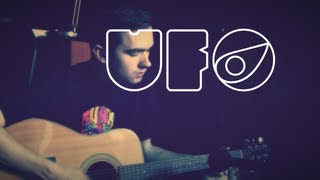 """""""U.F.O."""" Coldplay Cover"""