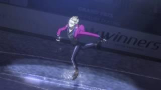 """【ユーリ!!! on ICE Blu-ray&DVD6巻 特典映像】Yuri Plisetsky GPF in Barcelona EX """"Welcome to The Madness"""" PV"""