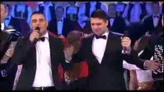 Dragi Domic i Darko Lazic - Bio sam pijanac - GNV - (Tv Pink 2013/2014) 31.12.2013