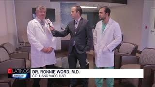Hablamos con los doctores Rodrigo Ruiz y Ronnie Word de Lee Health