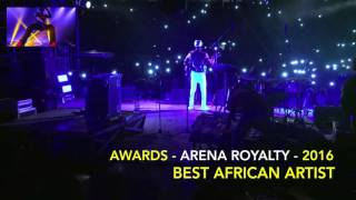 JUVENCIO LUYIZ - Premiação 2016 ARENA ROYAL (AWARDS)