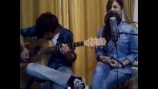 Blanca H.A. & JCCR - Somebody that I used to know (Gotye ft. Kimbra cover)