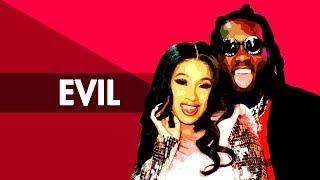 """EVIL"" Trap Beat Instrumental 2018   Dark Lit Hard Rap Hiphop Freestyle Trap Type Beats   Free DL"