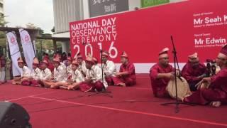 Kembagan CC National Day Celebration - Chan Mali Chan