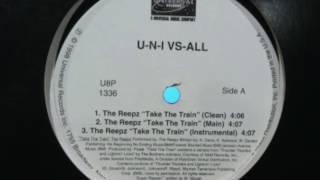 """U-N-I VS-ALL - McGruff – """"A Train Uptown"""" (Freestyle)"""