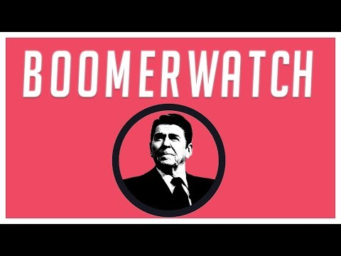 BOOMERWATCH: Mr Reagan is BAD at Propaganda