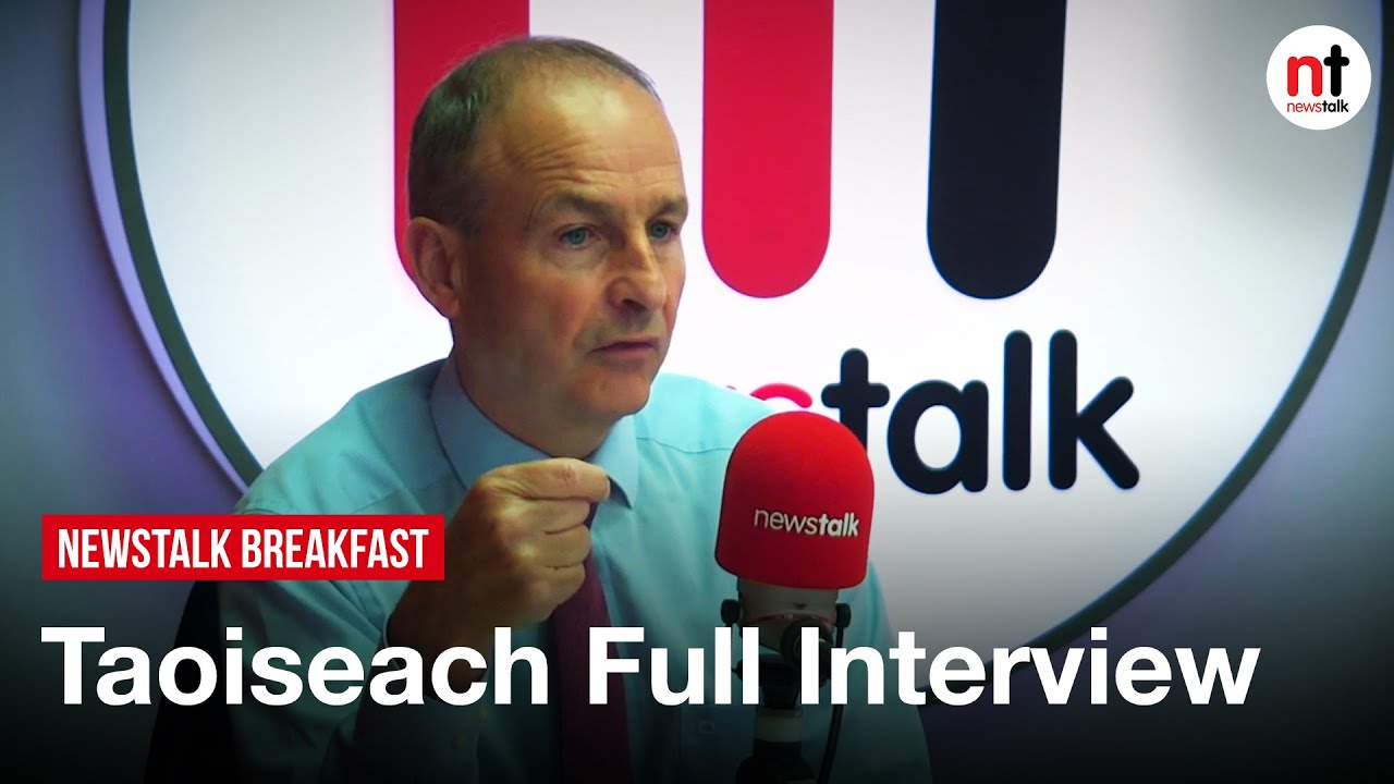 Pandemic will 'Peter out over Time' rather than on one 'Freedom Day' – Taoiseach Micheál Martin