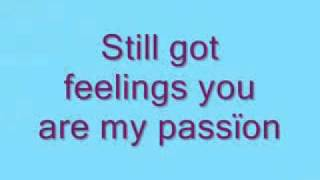 Akcent- My Passion. Lyrics