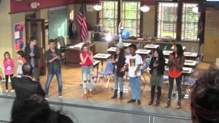Girl Meets World Taping Curtain Call - Season 3 - Girl Meets High School Part 1 2/2/16