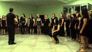 """Coral SOREMA Canto Livre Interpretando """"Você"""" Tim Maia"""