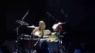 Foo Fighters - Taylor Hawkins  [Live- Bogotá 2015]