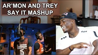 Bryson Tiller - Don't, Tory Lanez - Say It | Ar'mon & Trey MASHUP | Oso's Reaction