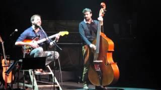 António Zambujo e Miguel Araújo - Algo estranho acontece @Coliseu dos Recreios