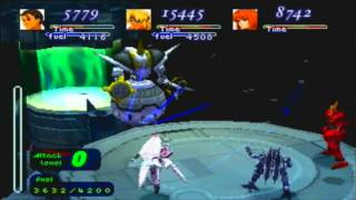 Xenogears - Ignas Gate Fight