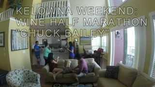 Pace Bunnies: Kelowna Wine Half Marathon 2014
