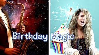 Katy Perry's Birthday & Coldplay's Magic - MASHUP COVER - BriansThing & MadLyn