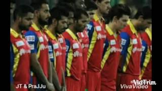 A Tribute To RCB | PLAYBOLD |