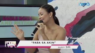 SITTI - PARA SA AKIN (NET25 LETTERS AND MUSIC)