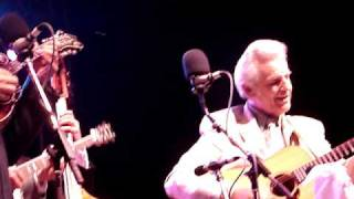 """Can't You Hear Me Calling""-Del McCoury & John Cowan, Delfest III, 2010"