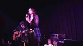 Liz Gillies - Landslide [Fleetwood Mac cover] (Live at Genghis Cohen)