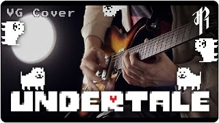 Undertale: Death by Glamour - Metal Cover || RichaadEB