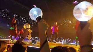 160609  BTS  □花樣年華□ on stage:epilogue>in Taipei  ( We Are Bulletproof )