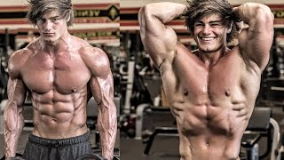 Jeff Seid - Aesthetic And Strong (Fitness Motivation)