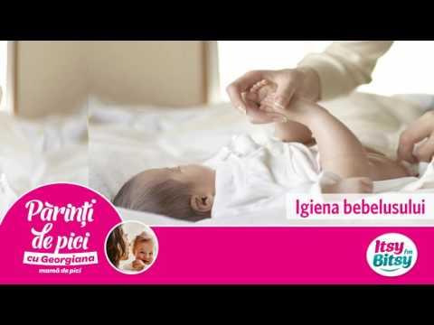 Igiena bebelusului