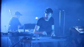 "MODERAT ""Running"" clip from ""Live In Berlin 2016"""