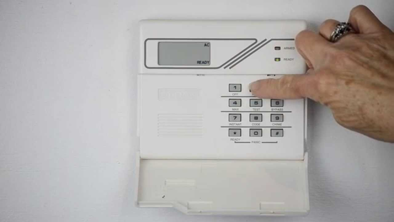 Wireless House Alarm System La Puerta TX