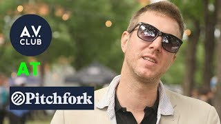 Hamilton Leithauser rates everyday things using the Pitchfork scale
