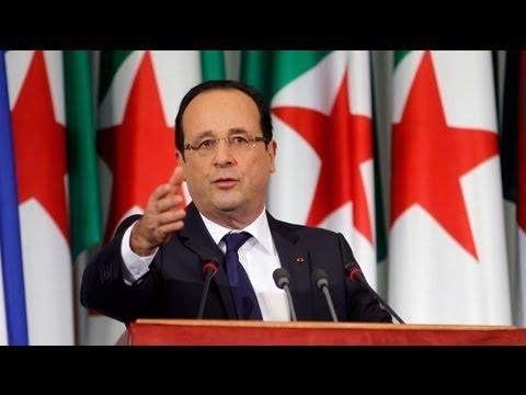 Hollande'dan kolonizasyon itirafı