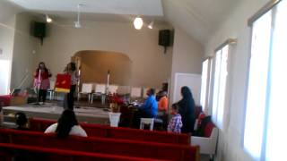 Wanda Nero Butler @ her father church