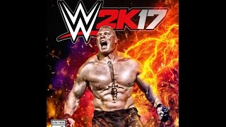 [WWE BREAKING NEWS] Brock Lesnar Is The Cover Star Of WWE 2K17 [Wrestling Discussion]