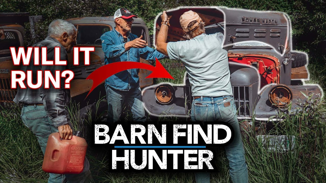 Barn Find Hunter uncovers a cadre of Dodge Power Wagons