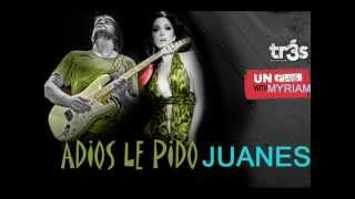 Juanes feat Myriam-A Dios le Pido(unplugged)