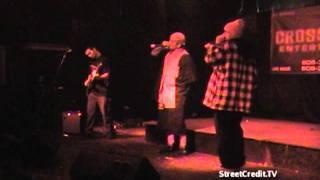 """OS7 (Original Skanksta) - """"This Is How We Live"""" - Live - Rap Music"""