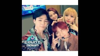 V (BTS) e Jisoo (Black Pink) Feat. Jimin (BTS) e Lisa (Black Pink)