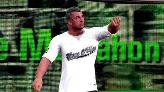 10 Years Difference in Entrances - Shane McMahon(WWE SVR 2007/WWE 2K17)