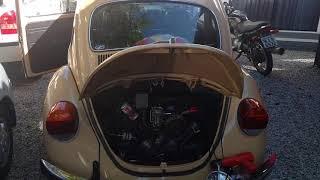 Motor do Fuca feito no padrão da MC e dica sobre carburador .