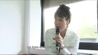 Η Beth Hart μιλά για την κρίση στην Ελλάδα _ LIVE TECHNOPOLIS ATHENS 30/6