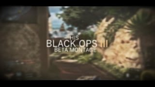 Marv Sawa: Black Ops 3 Beta Montage by Marv Darin